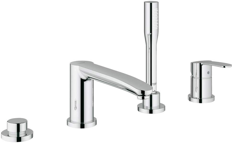 FaucetLine - Grohe 23048 - in Starlight Chrome 23048002