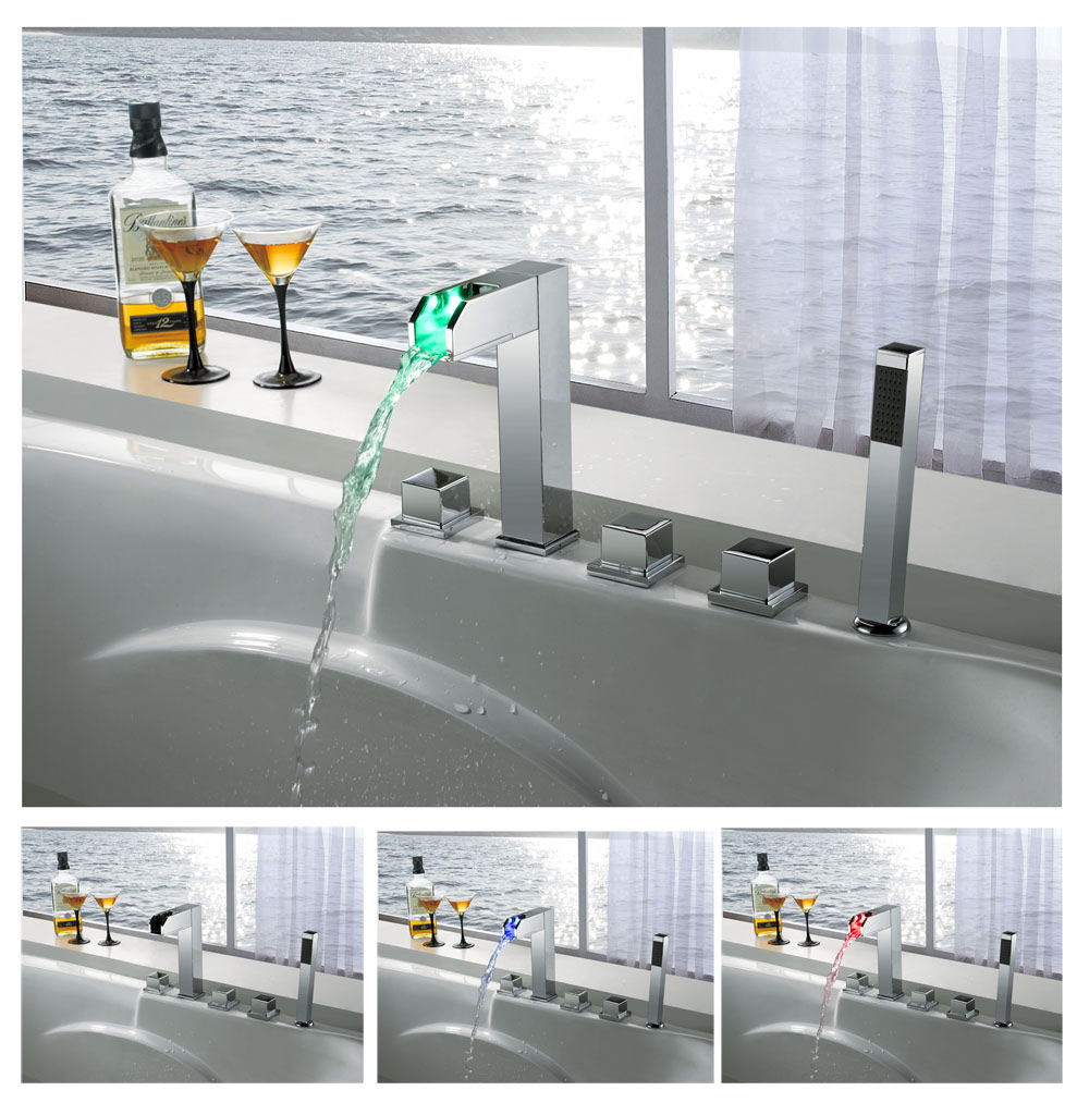 buy sumerain led faucets at faucetline com