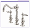 Belle Foret Widespread Faucets