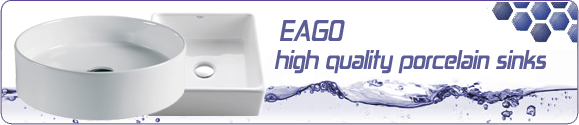 Eago Ceramic Vessel Sinks