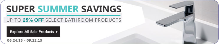 Save on Kraus Sinks - Summer Sale