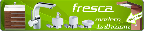 Fresca Vanities, Faucets & Showers