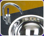 Sheffield Stainless Steel Sinks & Faucets