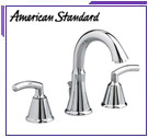 American Standard Faucets, Sinks & Showers