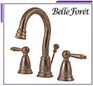 Belle Foret Faucets & Sinks
