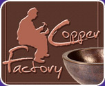 The Copper Factory: Hand Hammered Copper Sinks
