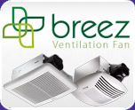 Delta Breez Ventilation Fans. Perfectly Quiet. Perfectly Green