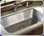 Sterling Stainless Steel Undermount Sinks