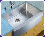 Vigo Farmhouse Combo Sinks