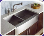 Lansen Quartz & Stainless Steel Sinks