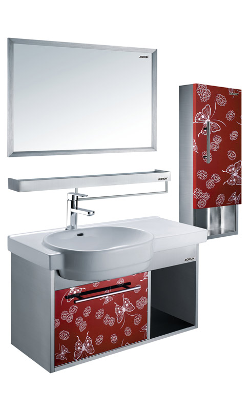 Buy Stainless Steel Bathroom Vanities & Tops at FaucetLine.com ...