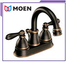 Moen Faucets, Sinks & Showers
