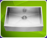 Nantucket Kitchen & Bathroom Sinks