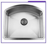 Nantucket Stainless Steel Undermount Sinks