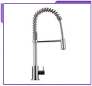 Pre-Rinse Professional Kitchen Faucets