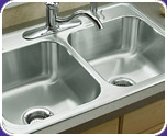 Sterling: hardworking sinks with fresh style